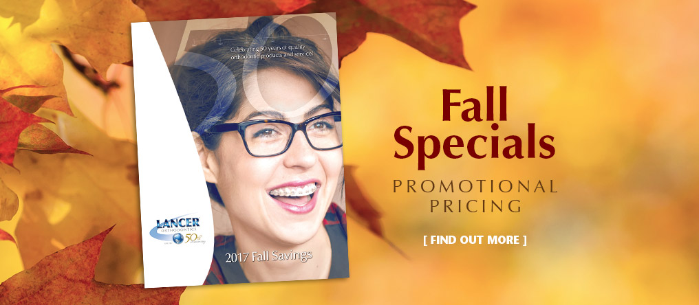 FALL SPECIALS. Promotional Pricing. Find Out More.