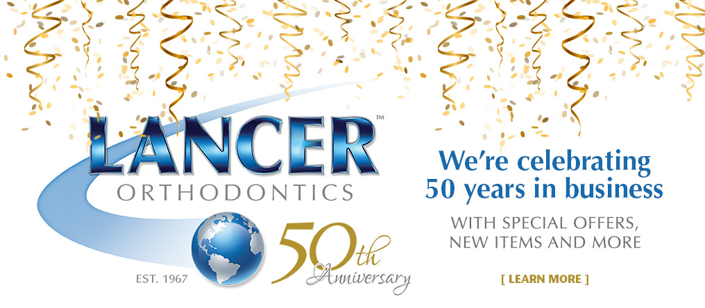 We're Celebrating 50 Years in Business with special offers, new items, and more. Learn More.